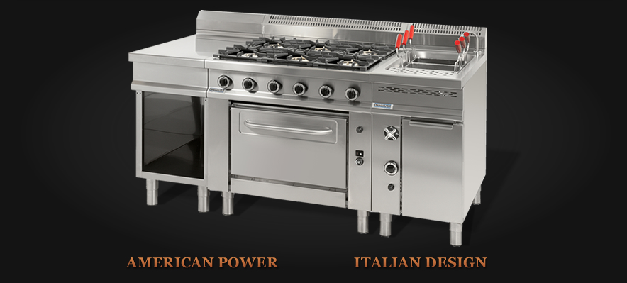 American Power | Italian Design